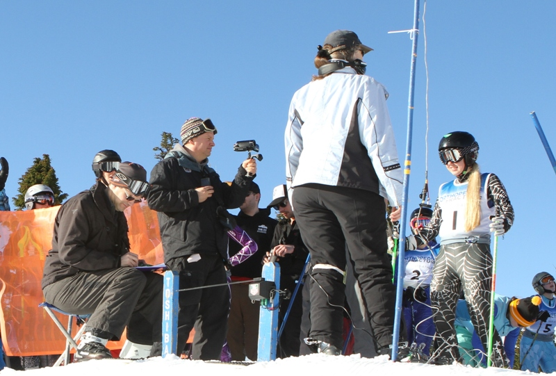 high school ski racing